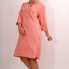 Kleid von Penn and Ink S19W098ALTD lantana