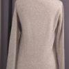 Pullover von abs.cashmere – graumeliert