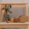 Wood-Tiana Square Flex Sandal